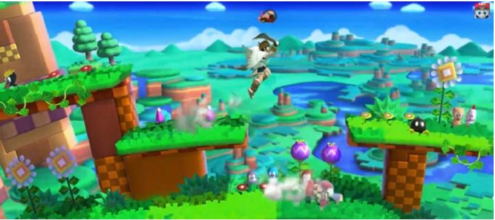 《任天堂明星大乱斗》3DS/WiiU版今年陆续登场