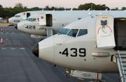 美多架P-8A仍在搜寻失联客机