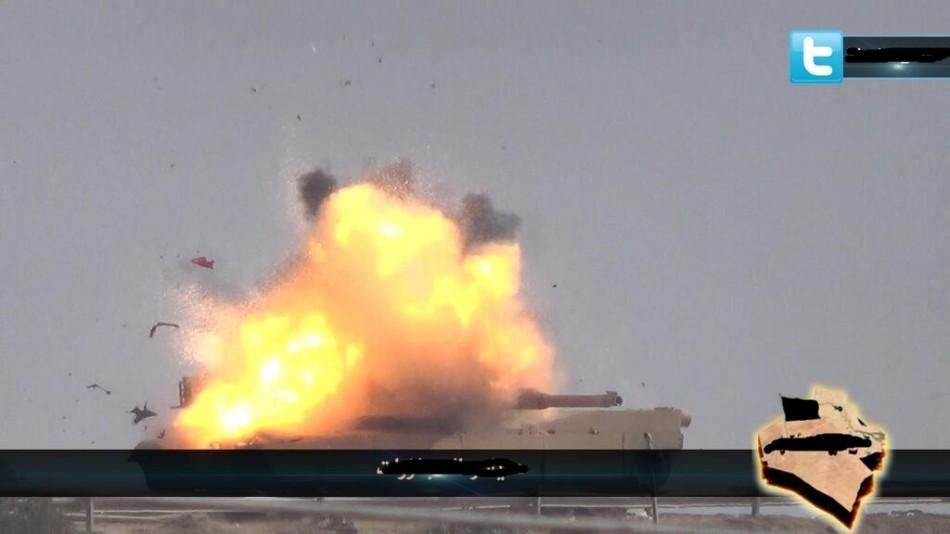 M1 Abrams tocados en Irak y el Mundo 20140411093642382