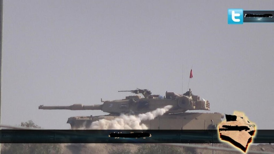M1 Abrams tocados en Irak y el Mundo 20140411093642491