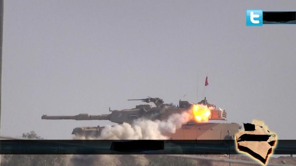 M1 Abrams tocados en Irak y el Mundo 20140411093642856