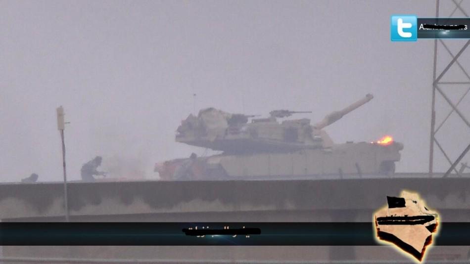 M1 Abrams tocados en Irak y el Mundo 20140411093644667