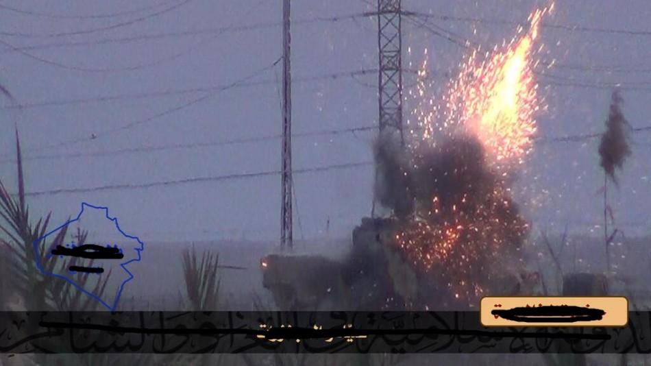 M1 Abrams tocados en Irak y el Mundo 20140411093645410