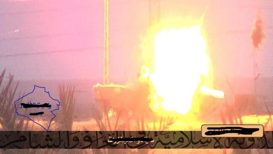 M1 Abrams tocados en Irak y el Mundo 20140411093645645
