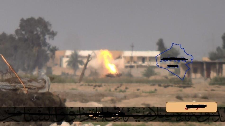 M1 Abrams tocados en Irak y el Mundo 20140411093646586
