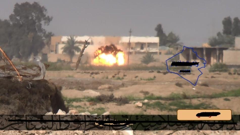 M1 Abrams tocados en Irak y el Mundo 20140411093646841