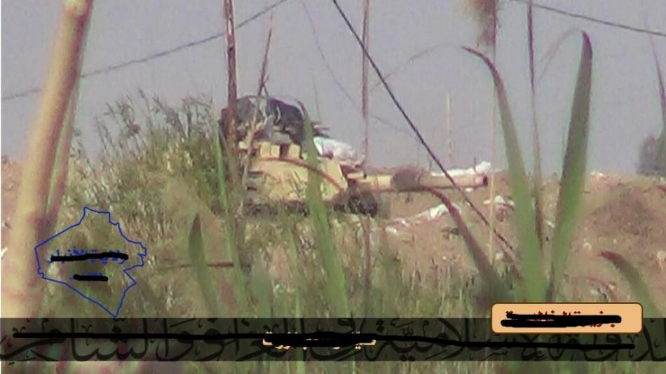 M1 Abrams tocados en Irak y el Mundo 20140411093648134