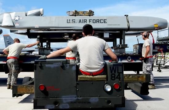 美军导弹30秒打到上海 设防空识别区能远离屠刀