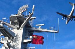 中国海空军在南印度洋任务海区联合搜寻失联客机