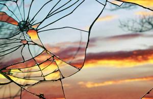 风光摄影:碎镜与夜空