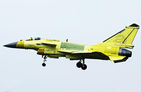 歼10B各研制阶段改动不断 疑似歼10C型试飞曝光