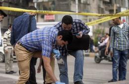 开罗市中心发生爆炸致两警察受伤