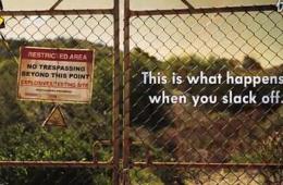 澳反逃学广告:外面世界很危险 呆在学校最安全