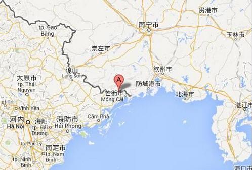越方称16名中国人拒绝遣返引发枪战 7人死亡