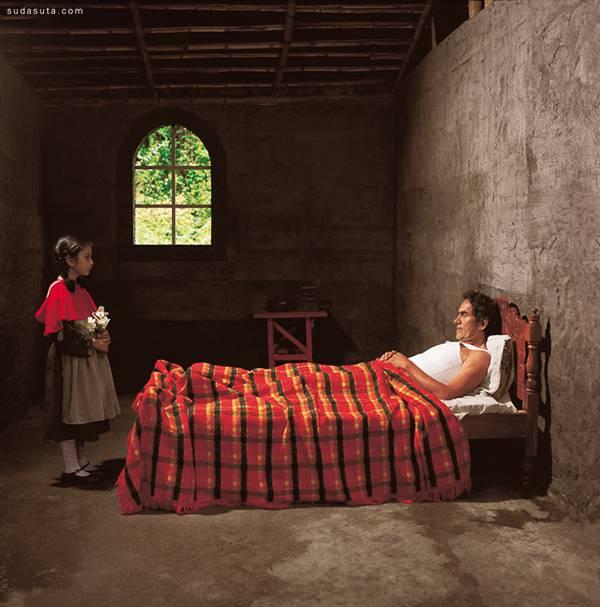 Adriana Duque:超现实梦境