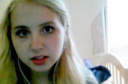 """美16岁女孩自杀前拍视频称""""为世界做贡献"""""""