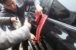 湖南株洲:公务车整治 排队上缴超编超标公务车