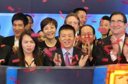 全球首家上市的中文社交媒体 微博登陆纳斯达克