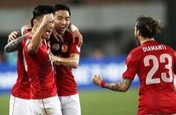 广州恒大成小组第一!亚足联官网排名纠错