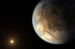 震惊!美天文学家发现最类地行星