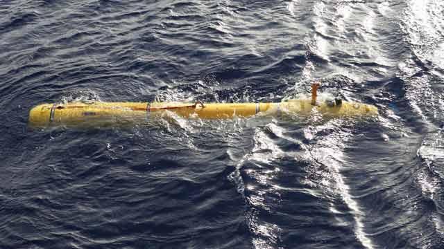 打捞黑匣子事件或催生各国无人深潜器竞赛