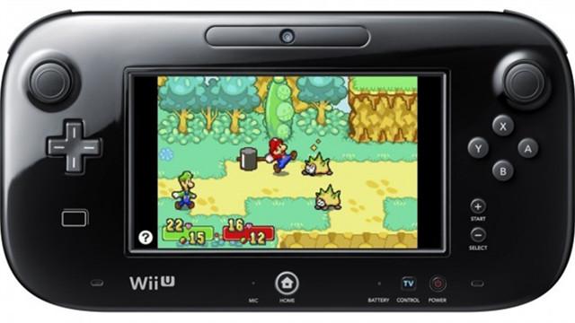 GBA游戏登陆Wii U 任天堂大打怀旧牌