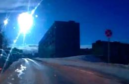 巨大陨石再次光顾俄罗斯 所幸并无人员伤亡