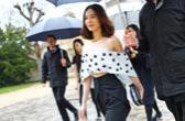 《Vogue》盘点红唇街拍 中国女星刘诗诗入围