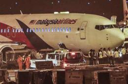 马航一架飞往印度客机因故障紧急折返并安全迫降