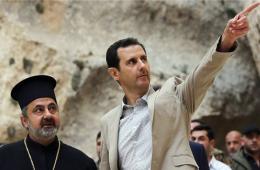 叙政府军重新夺回基督教古镇 总统阿萨德现身视察