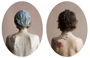 观念摄影:头发研究