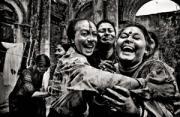 纪实摄影:黑白孟加拉