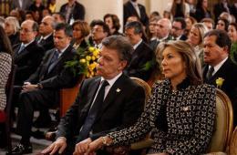 哥伦比亚悼念加西亚·马尔克斯
