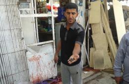 伊拉克咖啡馆遭到自杀式爆炸袭击