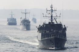北约派遣常备海事力量远驻波罗的海 协助乌克兰防务