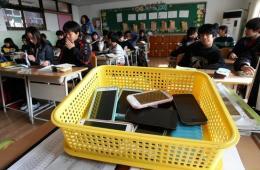 """韩国将推行手机游戏""""宵禁""""预防相关社会问题"""