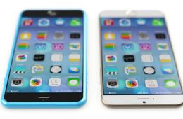 iPhone 6S\6C概念效果图 更为纤薄