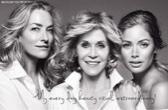老中青三代美女代言巴黎欧莱雅最新广告