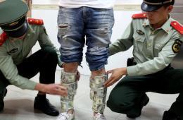 香港男子入境带现钞58万美金被查