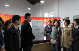 国内环保NGO向南师大能源系学生捐赠太阳能设备