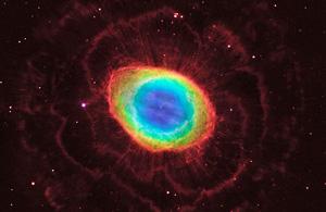 风光摄影:NASA公布宇宙星系照片
