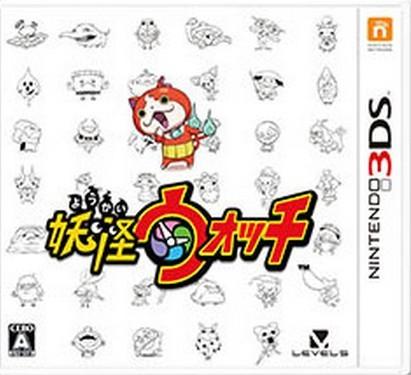 """3DS电游""""妖怪手表""""销量破百万 7月发售新作"""