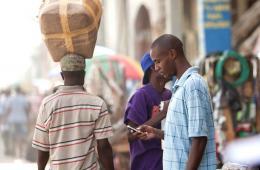 电子支付成为改变世界和解决贫困的重要方式