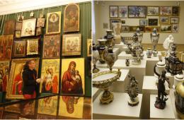 乌克兰展出亚努科维奇豪宅物品 奢华程度令人吃惊