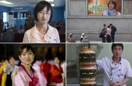 法摄影师造访朝鲜 平壤大学女生称米老鼠中国造