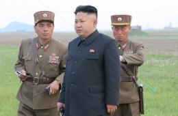 金正恩指火炮训练搞形式主义 批评部队政治工作