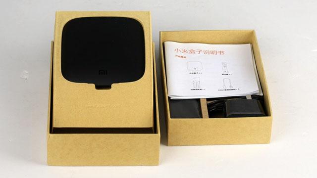 设计 盒子/揭开神秘面纱 小米盒子增强版开箱图赏