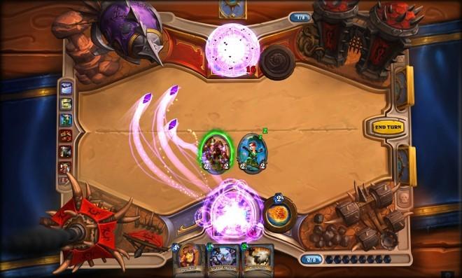 《炉石传说》:暴雪出品的全新史诗卡牌游戏