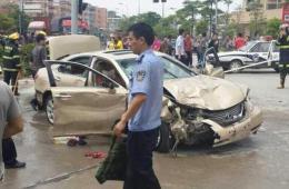 """福州警方:""""4.28""""恶性驾车撞人事件已造成6人死亡"""