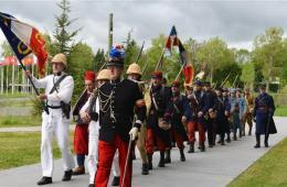 巴黎举行历史再现活动纪念一战爆发100周年